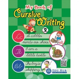 Edu Hub My Book of Cursive Writing Part 2