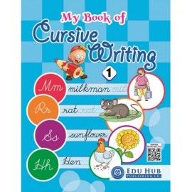 Edu Hub My Book of Cursive Writing Part 1