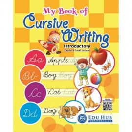 Edu Hub My Book of Cursive Writing Introductory
