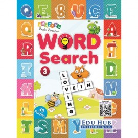 Edu Hub Amazing Brain Booster Word Search Book 3