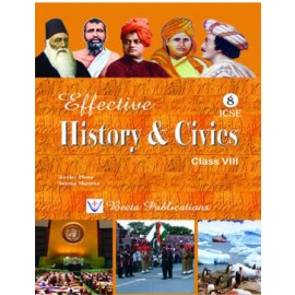 Morning Star ICSE Effective History & Civics for Class 8
