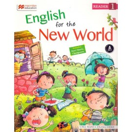 Macmillan English For the New World Class 1 by Anjali Dere