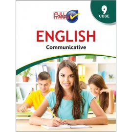 Full Marks Guide of English Communicative (Set) Course A (Term 1 & 2) for Class 9 by Dr. S Kumar