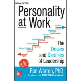 Personality at Work The Drivers and Derailers of Leadership by Ronald Warren