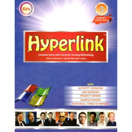 Kips Hyperlink (Textbook of Computer Science) for Class 3