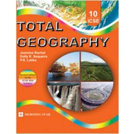 Morning Star ICSE Total Geography Textbook for Class 10