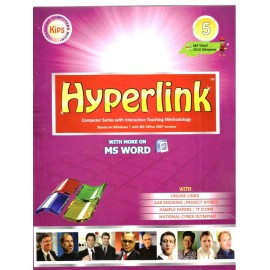 Kips Hyperlink (Textbook of Computer Science) for Class 5