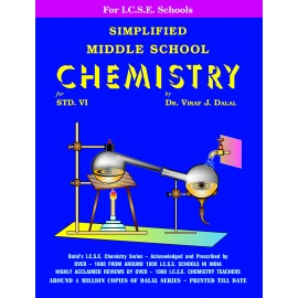 Allied Simplified Middle School Chemistry (ICSE) for Class 6