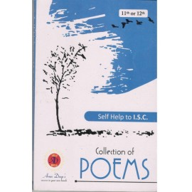 Arun Deep's Self Help To ISC Collection of Poems for Classes 11 & 12