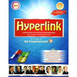 Kips Hyperlink (Textbook of Computer Science) for Class 6