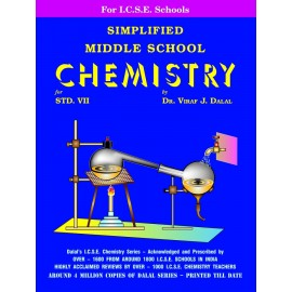 Allied Simplified Middle School Chemistry (ICSE) for Class 7