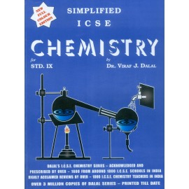 Allied Simplified Chemistry (ICSE) for Class 9