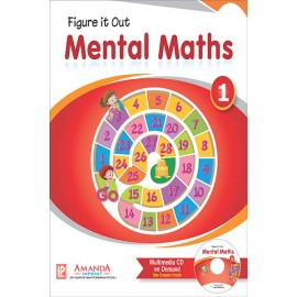 Figure it Out Mental Math Class 1 by Laxmi Publications
