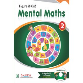 Figure it Out Mental Math Class 2 by Laxmi Publications