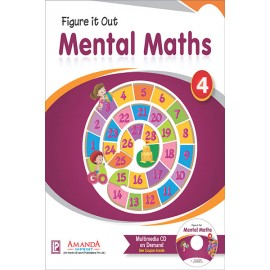 Figure it Out Mental Math Class 4 by Laxmi Publications