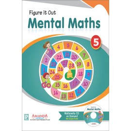 Figure it Out Mental Math Class 5 by Laxmi Publications