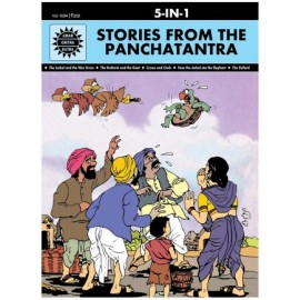 Amar Chitra Katha Stories From The Panchatantra