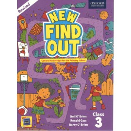 Oxford New Find Out Textbook for Class 3 General Knowledge (Revised Edition)