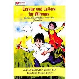 Macmillan Essays and Letters for Winners for Classes 5-8