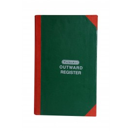 Writeaway Outward Register Hard Bound (Pages-192)