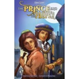 Campfire Novel The Prince and the Pauper by Mark Twain