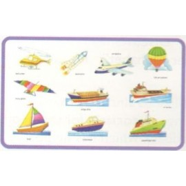 Creative Educational Aids Play and Learn Water and Air Transport (0338)