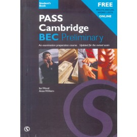 Pass Cambridge BEC (Preliminary) Student's book by Summertown