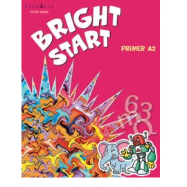 Bharti Bhawan  Bright Start Primer A2