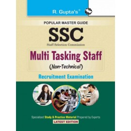 RPH SSC Multi Tasking Staff (Non-Technical) Exam Guide (R-1382) - 2018