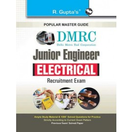 RPH DMRC: Junior Engineer Electrical Recruitment Exam Guide (R-1788) - 2019