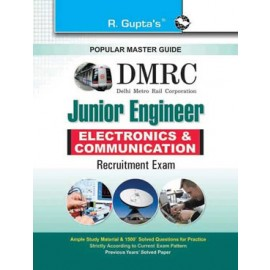 RPH DMRC: Junior Engineer Electronics & Communication Exam Guide (R-1790) - 2019