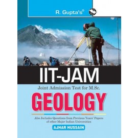 RPH IIT-JAM: M.Sc. Geology (Collection of Various Entrance Exams MCQs) (R-1802) - 2018