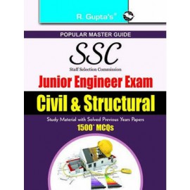 RPH SSC Junior Engineers (Civil & Structural) Exam Guide (R-559) - 2018