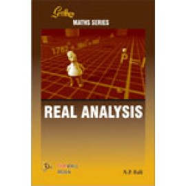 Golden Maths Series Real Analysis by NP Bali