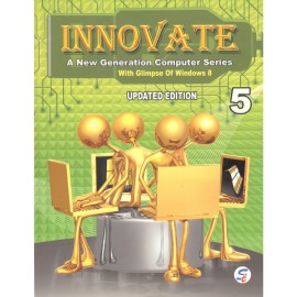 Sapphire Innovate (A New Generation Computer Series) for Class 5