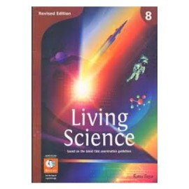 RatnaSagar CCE Living Science  for Class 8 by AC Sahgal