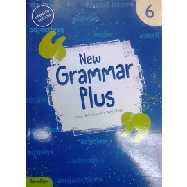RatnaSagar Grammar Plus for Class 6