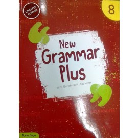 RatnaSagar Grammar Plus for Class 8