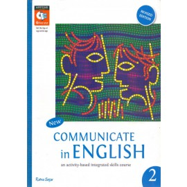 RatnaSagar Communicate in English Reader for Class 2 by Nina Sehgal