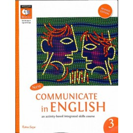 RatnaSagar Communicate in English Reader for Class 3