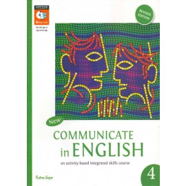 RatnaSagar Communicate in English Reader for Class 4 by Nina Sehgal