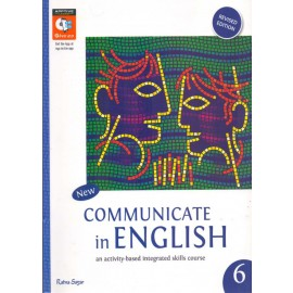 RatnaSagar Communicate in English Reader for Class 6