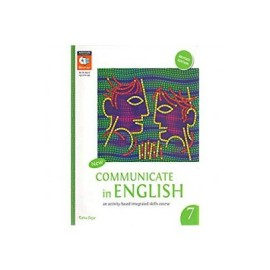 RatnaSagar Communicate in English Reader for Class 7