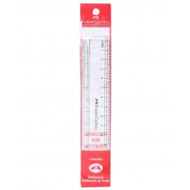 Faber-Castell High Transparency Scales 15cm
