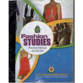 CBSE Fashion Studies Practical Manual Textbook for Class 12