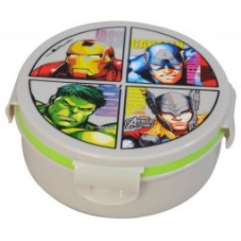 Marvel Avengers Lunch Box (Steel Base)