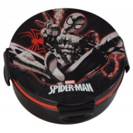 Spider Man Lunch Box (Steel Base)