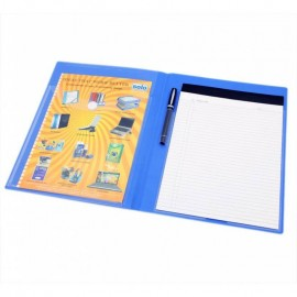 Solo Meeting Folder Expandable Pocket with Pad A4 (CC115)