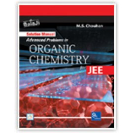 Shri Balaji Solution Manual in Advance Problems in Organic Chemistry For JEE by MS Chouhan