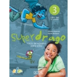 Super Drago Textbook of Spanish Part 3 by SGEL